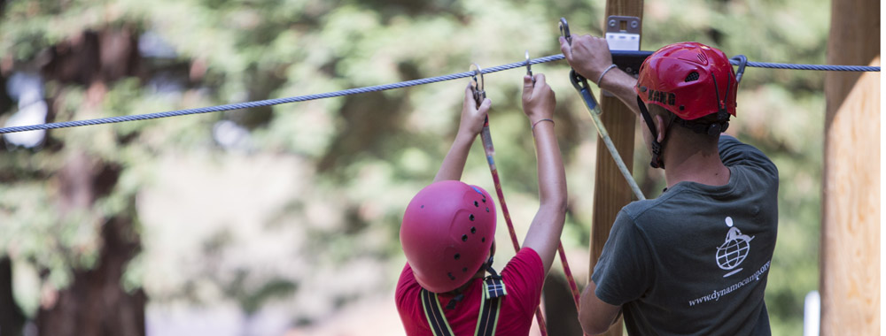 Therapeutic recreation camp in Tuscany known as Dynamo Camp