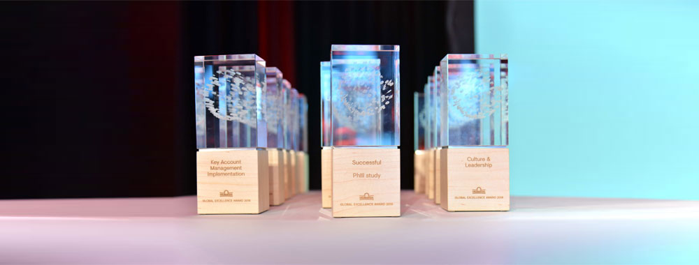 Grünenthal Global Excellence Award 2019