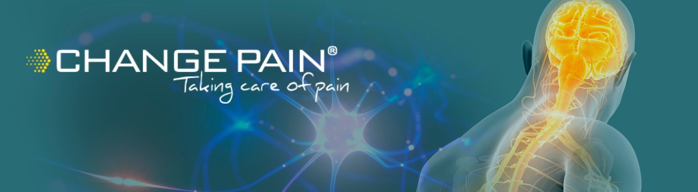 CHANGE PAIN website relaunched